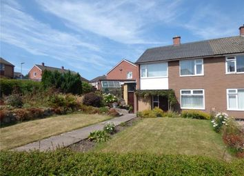 Thumbnail 3 bed semi-detached house for sale in Mayburgh Avenue, Penrith, Cumbria