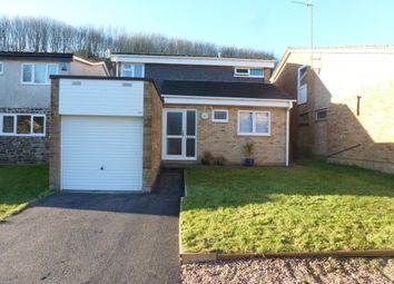Thumbnail 4 bed detached house for sale in Beaumaris Road, Plymouth
