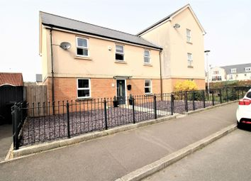 Thumbnail 4 bed semi-detached house for sale in Sanderling Place, Portishead, Bristol