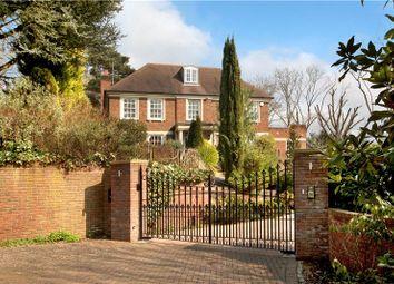 Thumbnail 7 bed detached house for sale in School Lane, Seer Green, Beaconsfield, Buckinghamshire