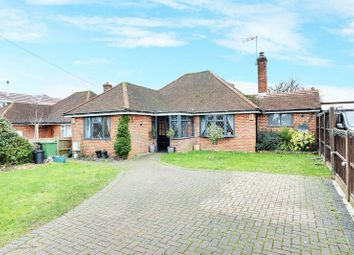Thumbnail 4 bed bungalow for sale in Blenheim Road, Horndean, Waterlooville