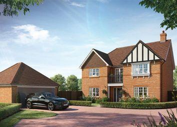 Station Road, Oakley, Basingstoke RG23. 5 bed detached house for sale