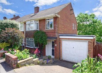 Thumbnail 3 bed semi-detached house for sale in Delaware Road, Lewes, East Sussex