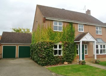 Thumbnail 4 bed detached house for sale in 36 Southfields, Bourne, Lincolnshire