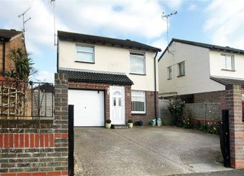 Thumbnail 4 bed detached house for sale in Fastnet Way, Littlehampton