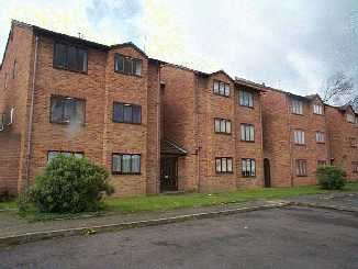 Thumbnail 1 bedroom flat to rent in Dawes Close, Stoke, Coventry, West Midlands