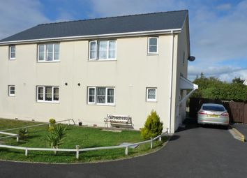 Thumbnail 3 bedroom semi-detached house for sale in Hubberston Court, Hubberston, Milford Haven