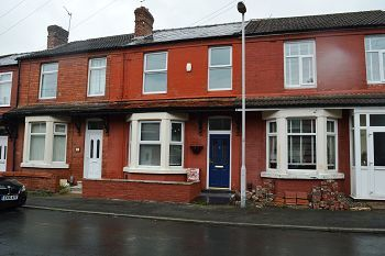 Thumbnail Terraced house for sale in Russell Road, Wallasey