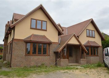 Thumbnail 5 bed detached house for sale in Weald Bridge Road, North Weald, Essex