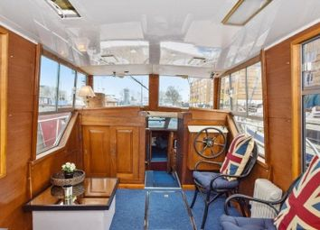 Thumbnail 1 bed houseboat to rent in Rope Street, Surrey Quays