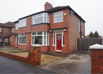 3 bed semi-detached house for sale in Manley Road, Sale M33