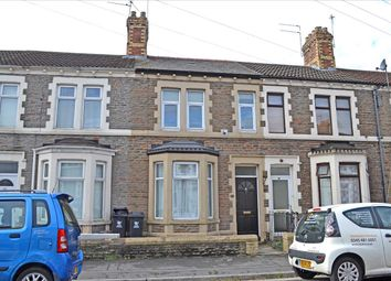 Thumbnail 2 bed terraced house for sale in Swinton Street, Splott, Cardiff