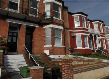 Thumbnail 2 bed flat to rent in Fort Road, Newhaven
