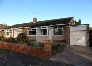 Thumbnail 3 bed bungalow for sale in St. Aidans Crescent, Morpeth