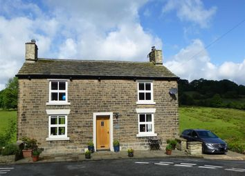 Thumbnail 3 bed detached house for sale in Thorpe Street, Old Glossop, Derbyshire