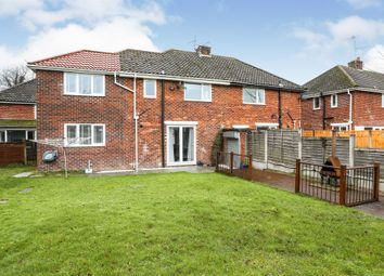 Thumbnail 4 bed semi-detached house for sale in Royds Close, Hartford, Northwich