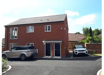 Thumbnail 2 bed maisonette for sale in Hatton Mews, Broad Green, Hatton Mews, Wellingborough, Northamptonshire