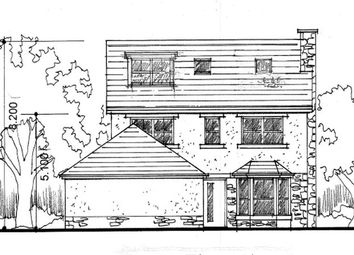 Thumbnail 4 bed detached house for sale in Plot Three, Booth Road, Bacup