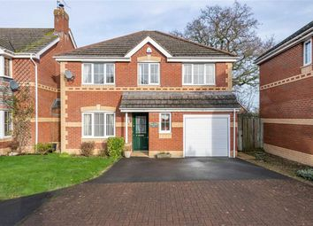 Thumbnail 4 bed detached house for sale in Ethley Drive, Raglan, Monmouthshire
