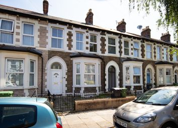 Thumbnail 4 bed terraced house to rent in Rawden Place, Riverside, Cardiff