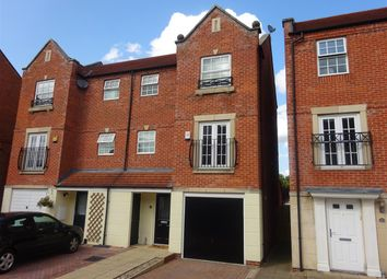 Thumbnail 4 bed town house for sale in Regent Mews, Sovereign Park, York