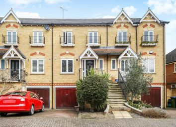 Thumbnail 4 bed town house to rent in Lynwood Road, Thames Ditton