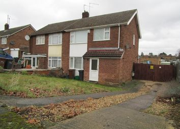 Thumbnail 3 bed property to rent in Chiltern Avenue, Northampton