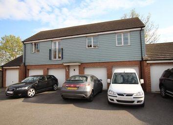 Thumbnail 2 bedroom flat for sale in Chamberlain Fields, Littleport, Ely