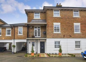 Maypole Drive, Kings Hill, West Malling, Kent ME19. 5 bed town house for sale