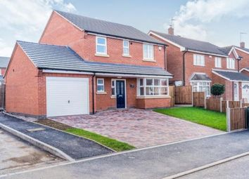4 bed detached house for sale in Kathleen Close, Glenfield LE3