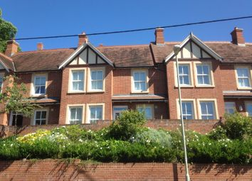 Thumbnail 2 bed terraced house to rent in Bohemia Villas, Sidmouth