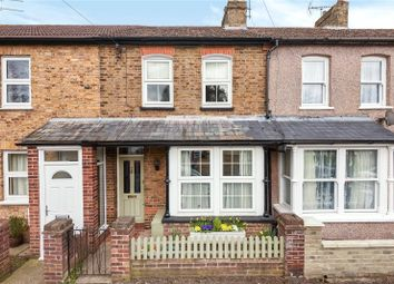 Thumbnail 3 bed terraced house for sale in Newdigate Road, Harefield, Uxbridge, Middlesex