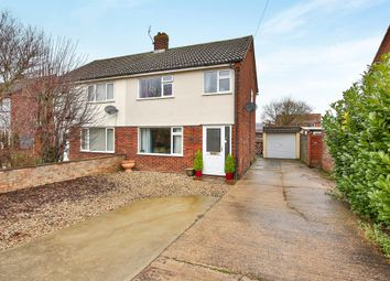 Thumbnail 3 bedroom semi-detached house for sale in Boyd Avenue, Toftwood, Dereham