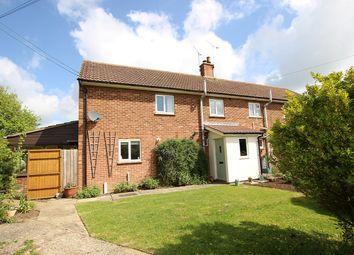 Thumbnail 3 bed semi-detached house for sale in Glebe Close, Baylham, Ipswich, Suffolk