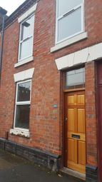 Thumbnail 3 bedroom terraced house to rent in Newland Street, Derby, Derbyshire