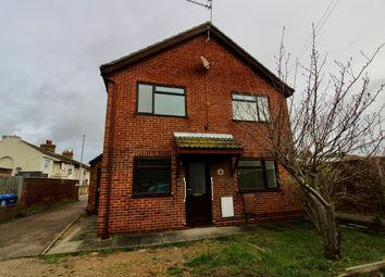 Thumbnail 1 bed flat to rent in Hervey Street, Lowestoft