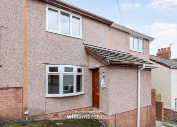 Thumbnail 2 bed terraced house for sale in Water Street, Denbigh