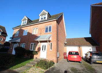 Thumbnail 5 bed semi-detached house for sale in Baxendale Road, Chichester, West Sussex