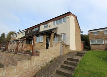 Thumbnail 3 bed semi-detached house to rent in Churchill Avenue, Chatham, Kent