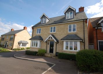 Thumbnail 5 bed detached house for sale in Broad Meadow, Leonard Stanley, Stonehouse