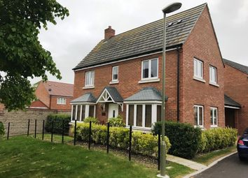 Thumbnail 3 bedroom detached house to rent in Chilton, Didcot
