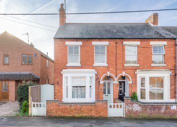 Thumbnail 3 bed semi-detached house for sale in Holyoake Road, Wollaston, Northamptonshire