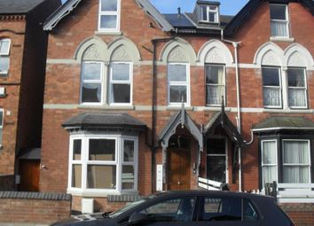 Thumbnail 1 bedroom flat to rent in Holly Road, Birmingham