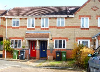 Thumbnail 2 bed terraced house for sale in Chew Court, King's Lynn