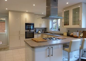 Thumbnail 4 bed detached house to rent in Lammas Road, Godalming