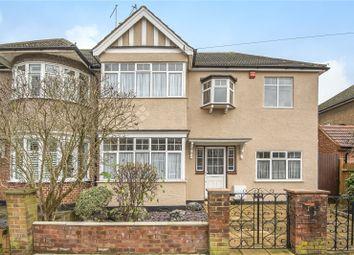 4 bed end terrace house for sale in Cornwall Road, Ruislip HA4