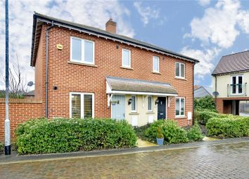 3 bed semi-detached house for sale in Goldie Close, St. Ives, Cambridgeshire PE27