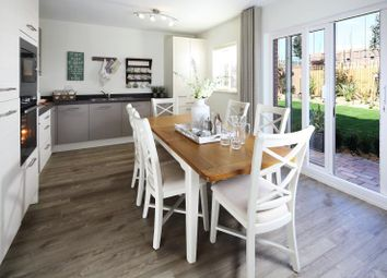 Thumbnail 3 bed detached house for sale in 372 The Warwick, The Heathfields, Bridgwater Road, Monkton Heathfield, Taunton