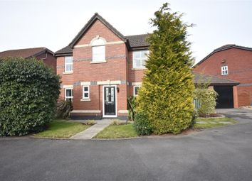 Thumbnail 4 bed detached house for sale in Cricketers Green, Eccleston, Chorley