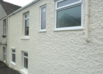 Thumbnail 2 bedroom maisonette to rent in Skinner Street, Waun Wen, Swansea, Swansea.